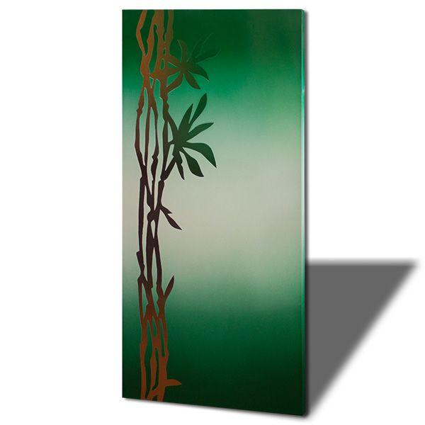 panou radiant uden bambus