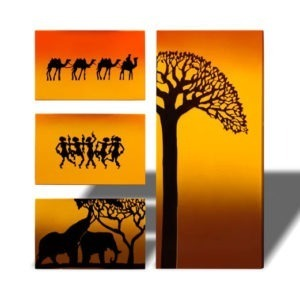 panou radiant uden africa