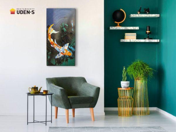 Panourile Radiante UDEN Design - eficienta si eleganta ambientala