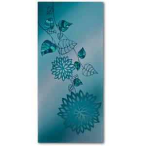 Panou Radiant UDEN Lotus Albastru