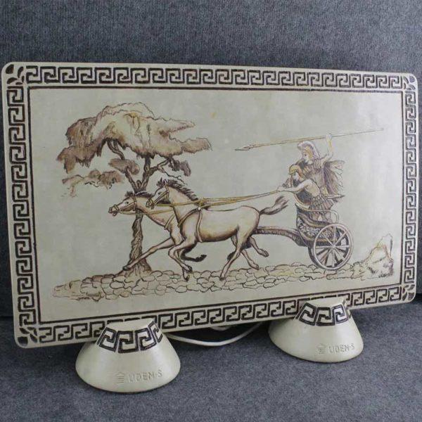 Panou-Radiant-Uden-Ceramic-Romani-500W-cu-suport