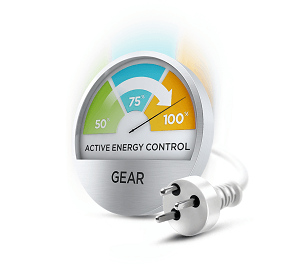 Midea Blanc energy-control