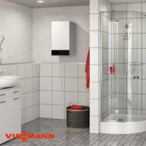 Centrala termica Viessmann Vitodens 100-W 25kW