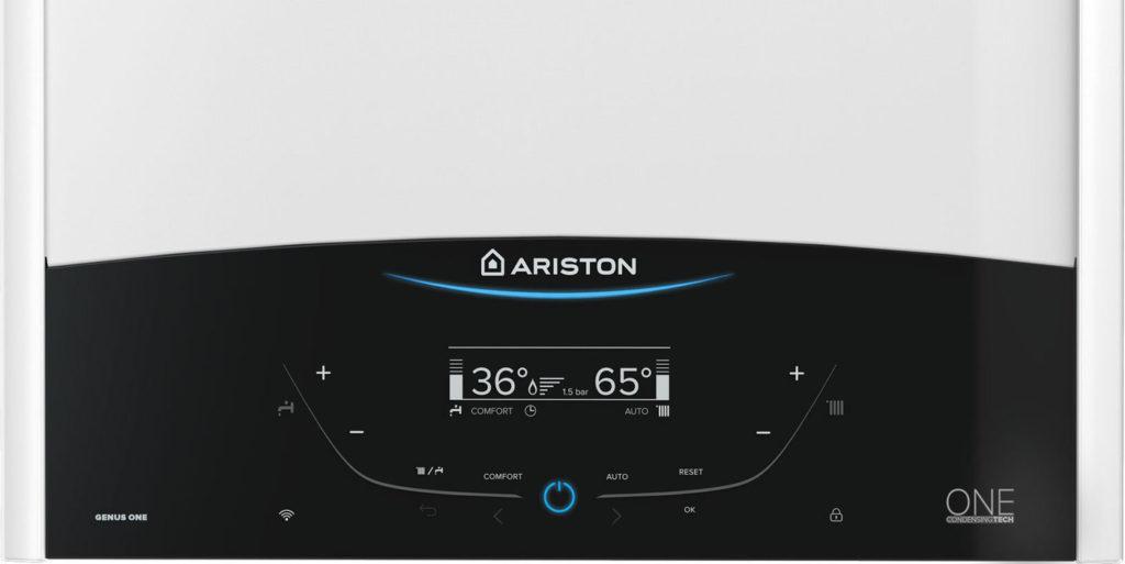 centrala termica in condensatie ariston