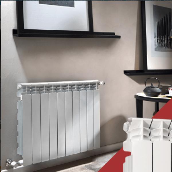 fondital radiator aluminiu optimclima