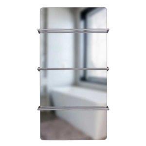 Panou radiant cu uscator de prosoape SWTRA400, Teploceramic Sunway, din otel, cu termostat