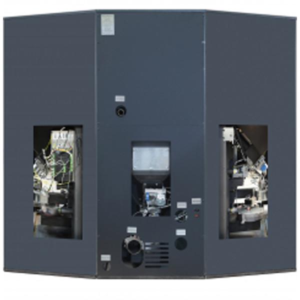 centrala termica pe peleti Biopellet Premium 18 Ferroli Optim clima