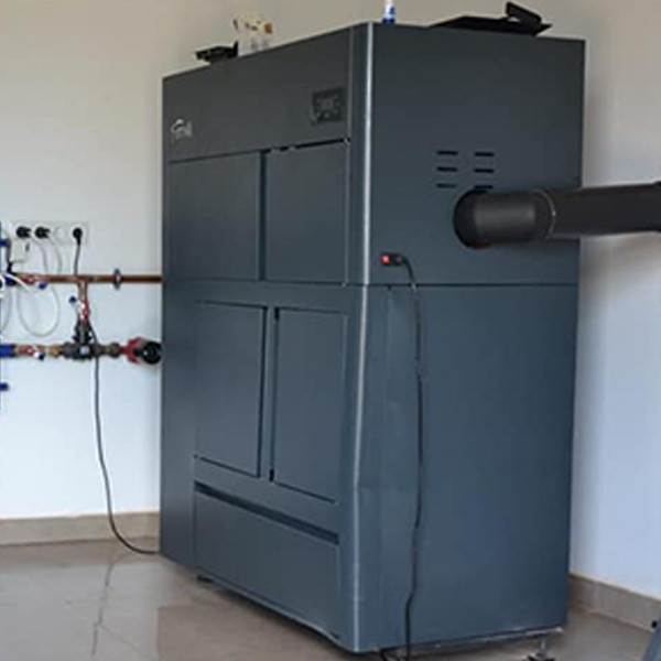centrala termica pe peleti ferroli biopallet 33 optimclima