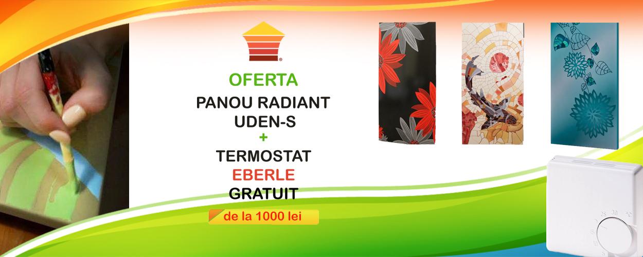 Panouri radiante design