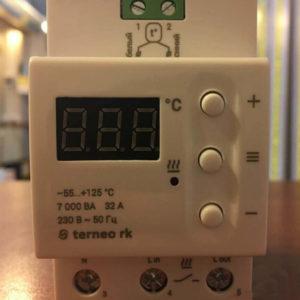 termostat terneo xd optim clima