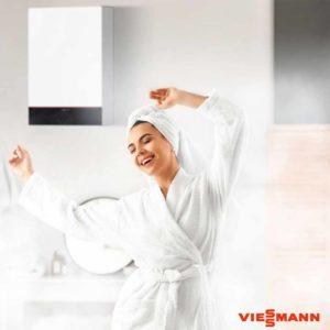 Centrala termica Vitodens 100-W 32 kW Viessmann
