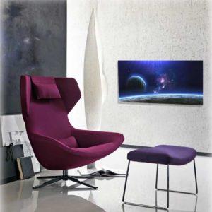 Panou-Radiant-Uden-s-Imprimat-Foto-700W-Universul-interior