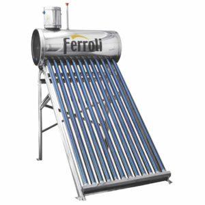 Panouri Solare Ecosole 15 cu tuburi vidate Ferroli