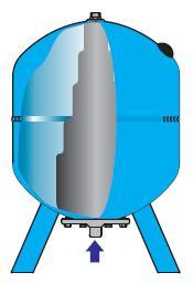 Vas de expansiune pentru solar Aqua System 18 L caracteristici