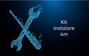 Alizee kit instalare 4 m