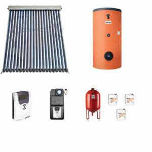 Pachet solar ferroli 25 tuburi